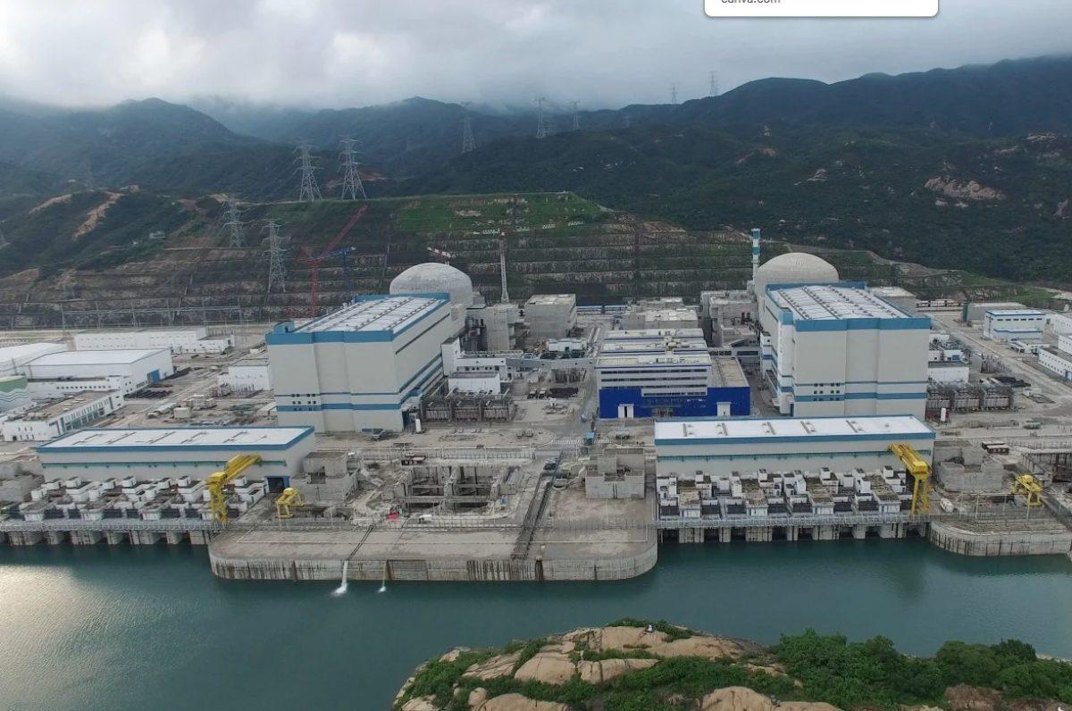 """Autoridades chinas dicen que no hay radioactividad """"anormal"""" en central de Taishan"""