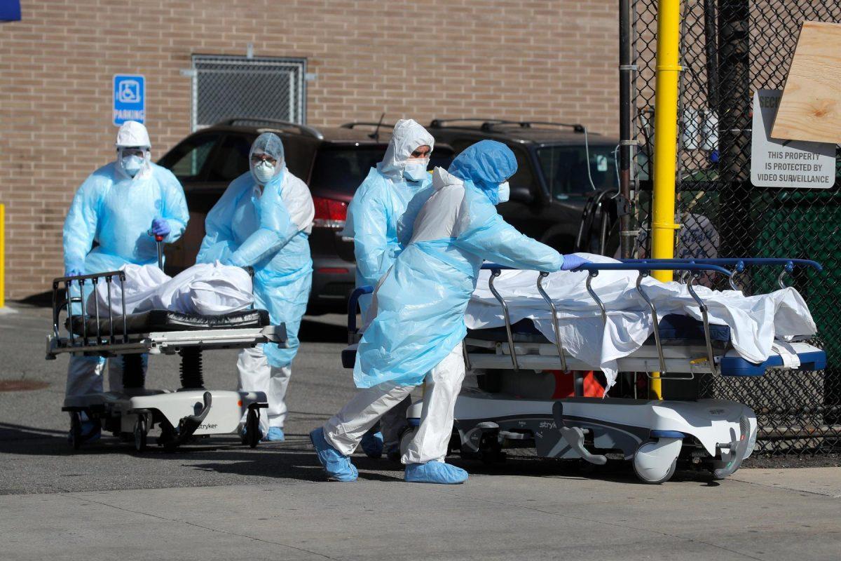 EE.UU. sobrepasa los 600.000 muertos de covid-19