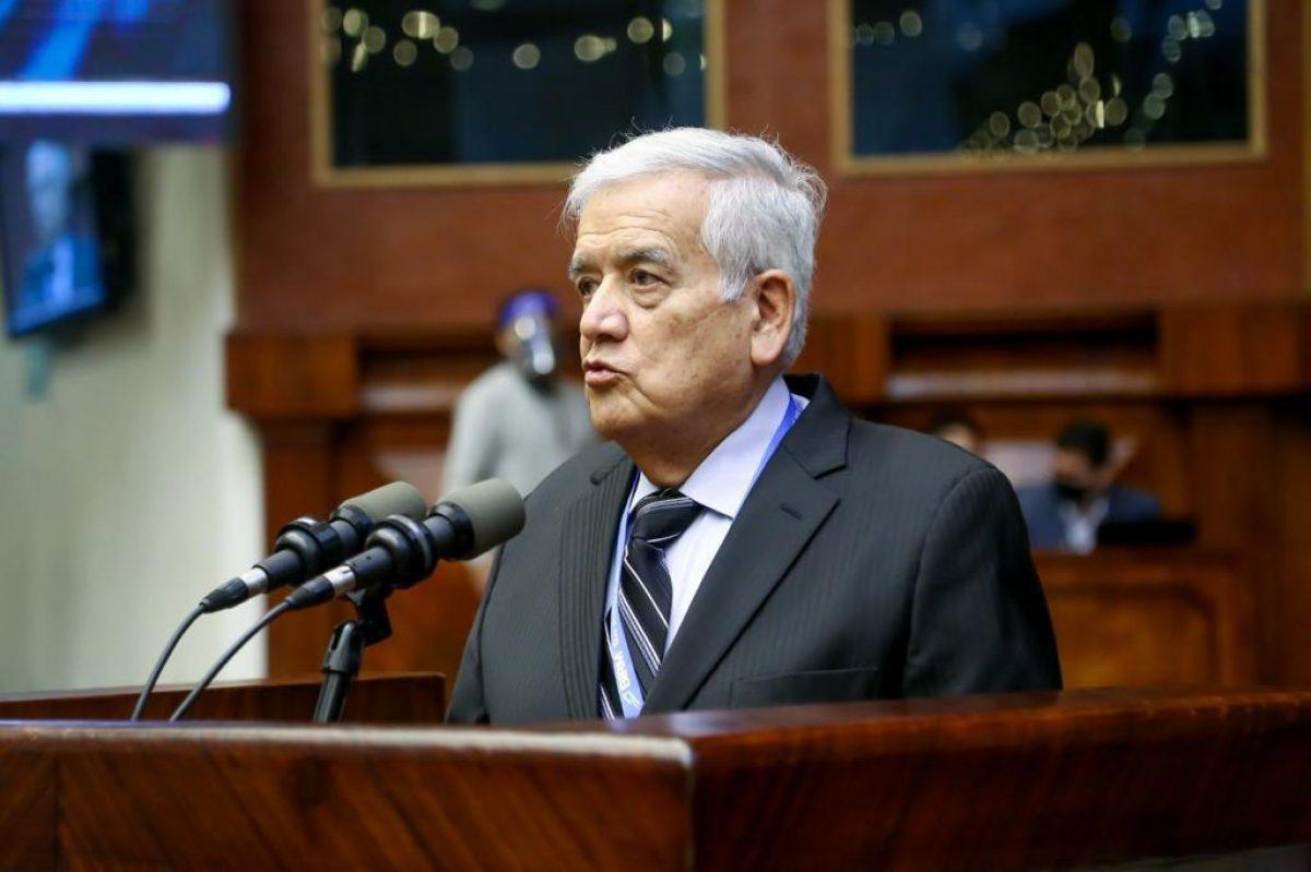 Edwin Cevallos Arellano informó sobre la importancia de BIRM en la Asamblea Nacional del Ecuador