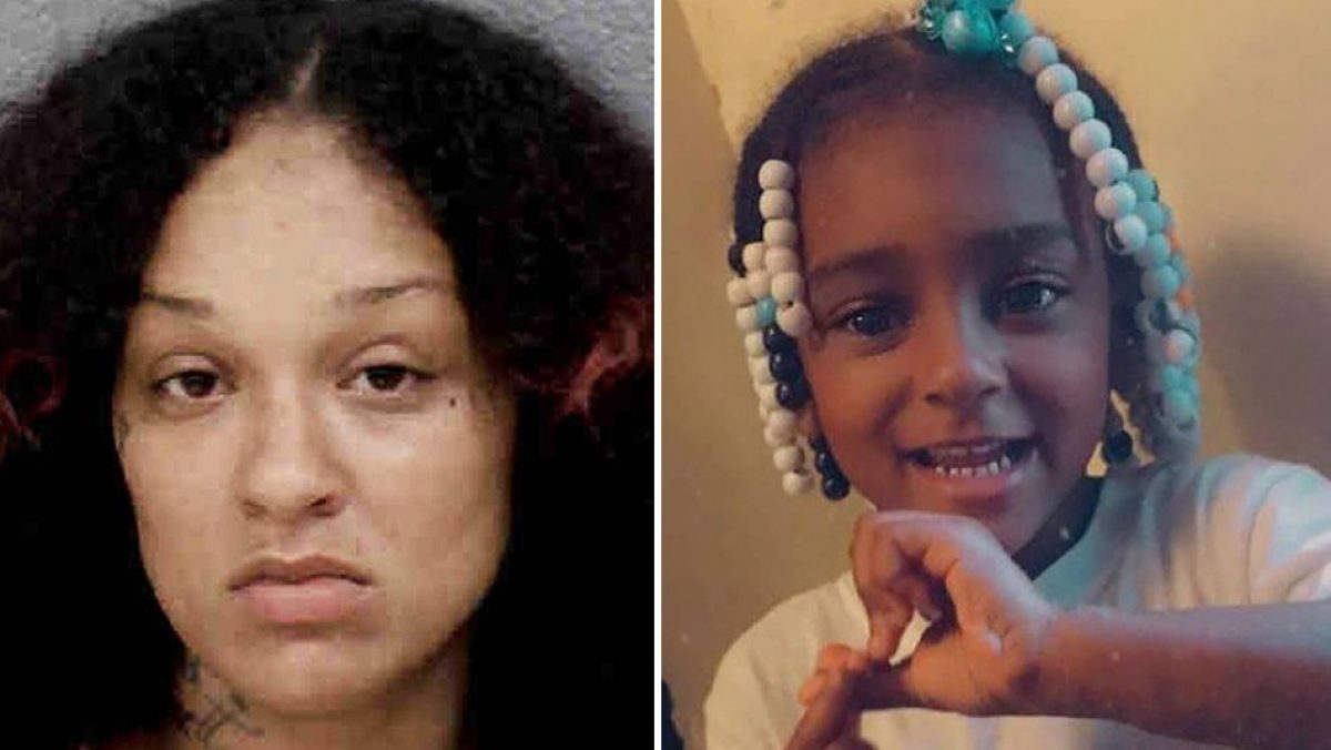 Niña de 4 años murió al ser castigada por su madre por ensuciarse