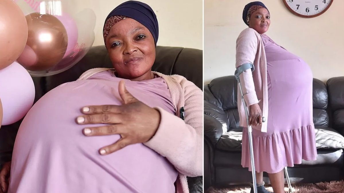 La mujer que tuvo 10 hijos fue ingresada a un siquiátrico