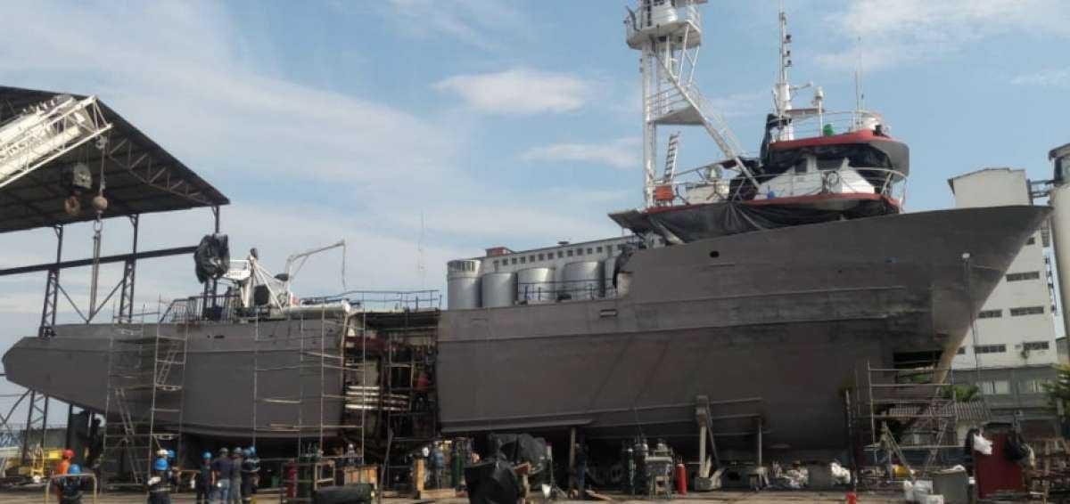 ASTINAVE EP continúa modernizando la flota pesquera nacional