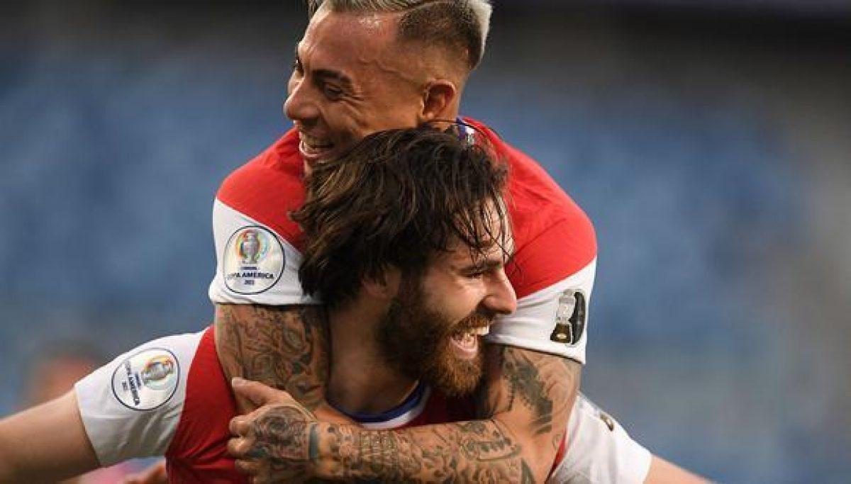 Paraguay y Chile se enfrentan en el cierre de la fecha 4 de la Copa América