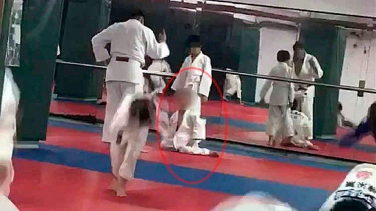Niño de 7 años muere tras ser duramente golpeado por su entrenador de judo