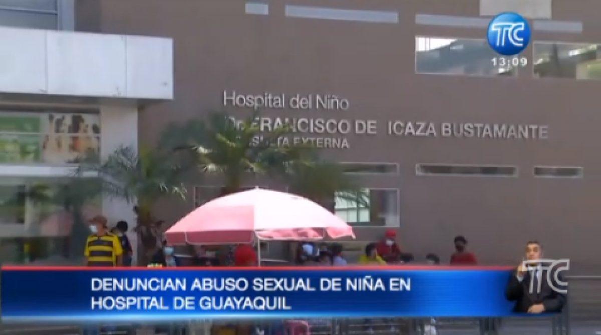 Niña de 8 años fue abusada sexualmente en un hospital