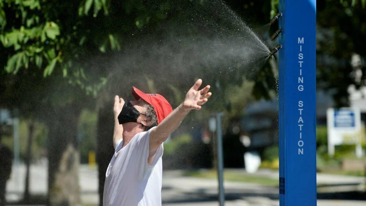 Ola de calor: más de 400 muertos en Canadá y 80 en Estados Unidos