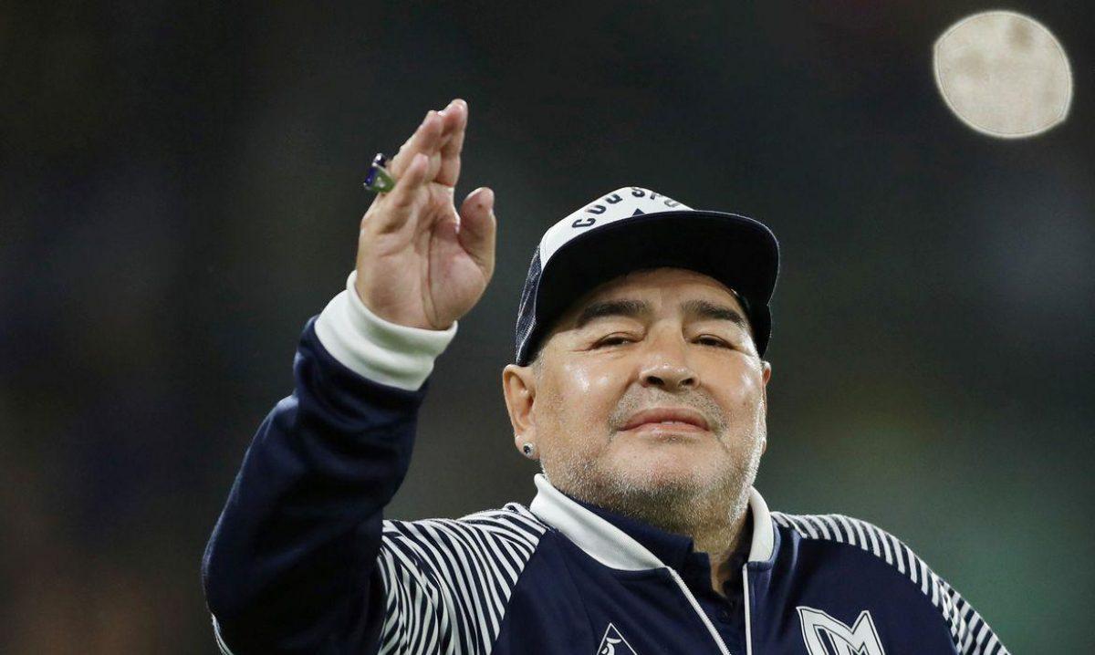Filtran fotos de la habitación donde murió Diego Armando Maradona