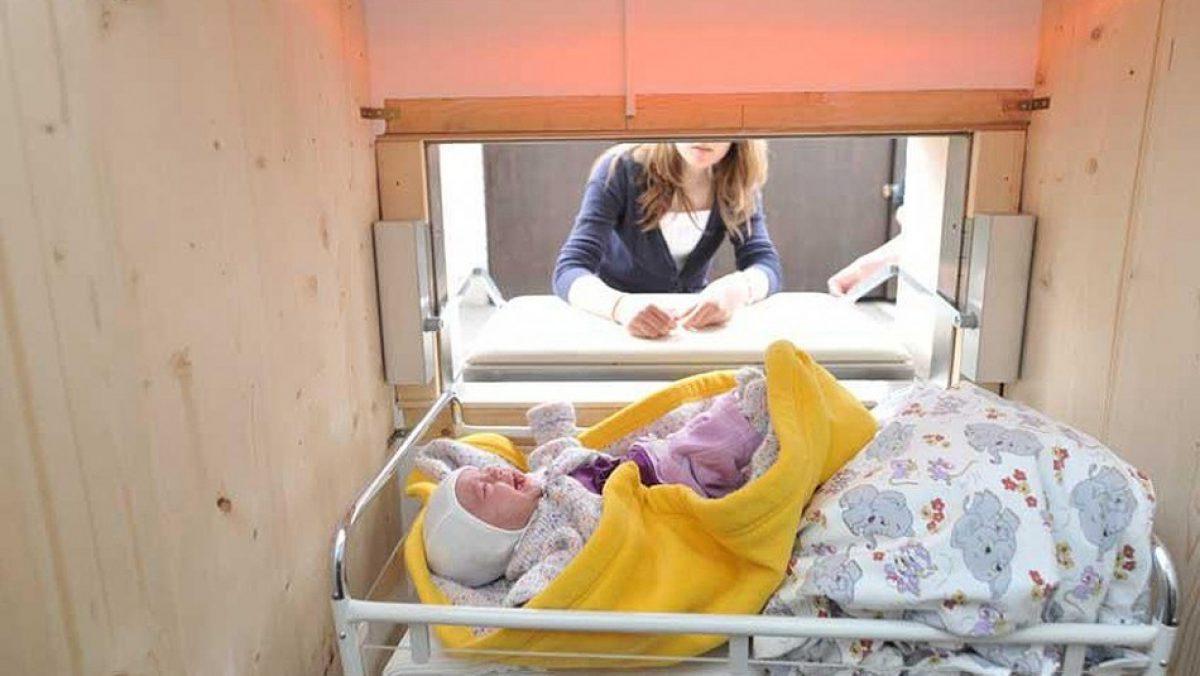 Así funcionan los buzones para abandonar bebés de forma anónima y segura