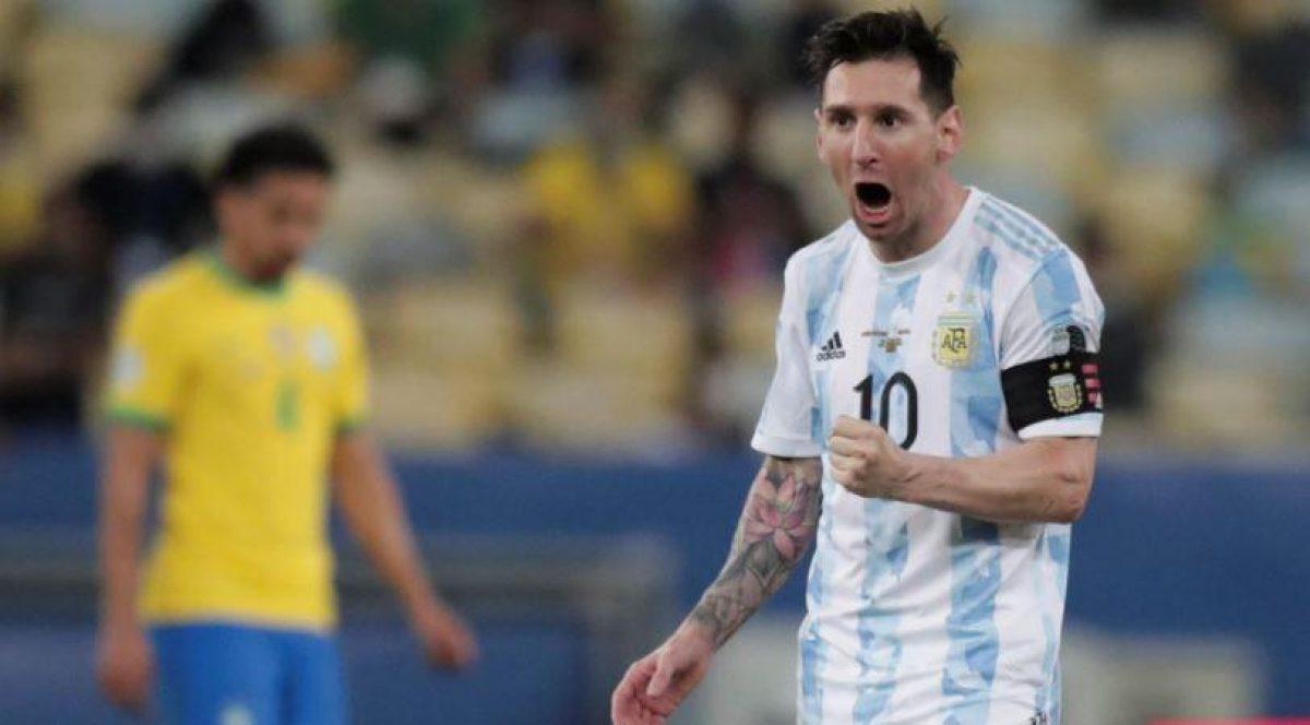 Argentina se corona campeón de la Copa América ante Brasil
