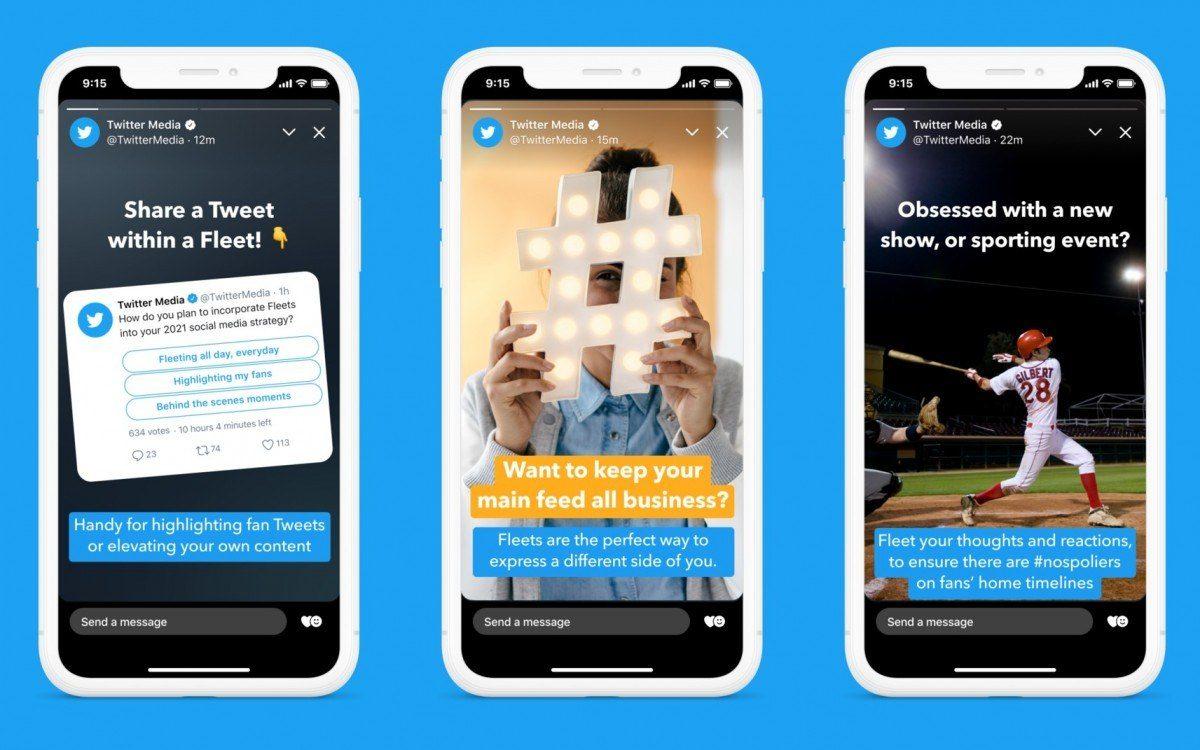 ¡Adiós Fleets! Twitter anuncia despedida de su último producto
