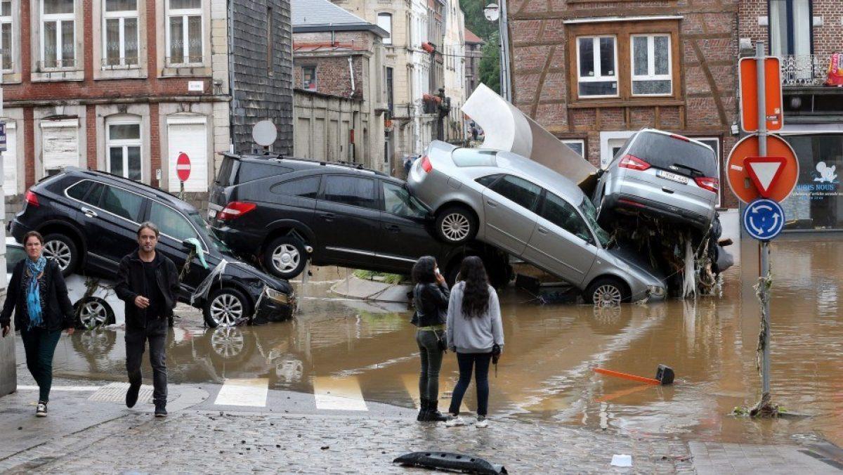 Lluvias en Europa dejan 108 muertos: Alemania es el país más afectado