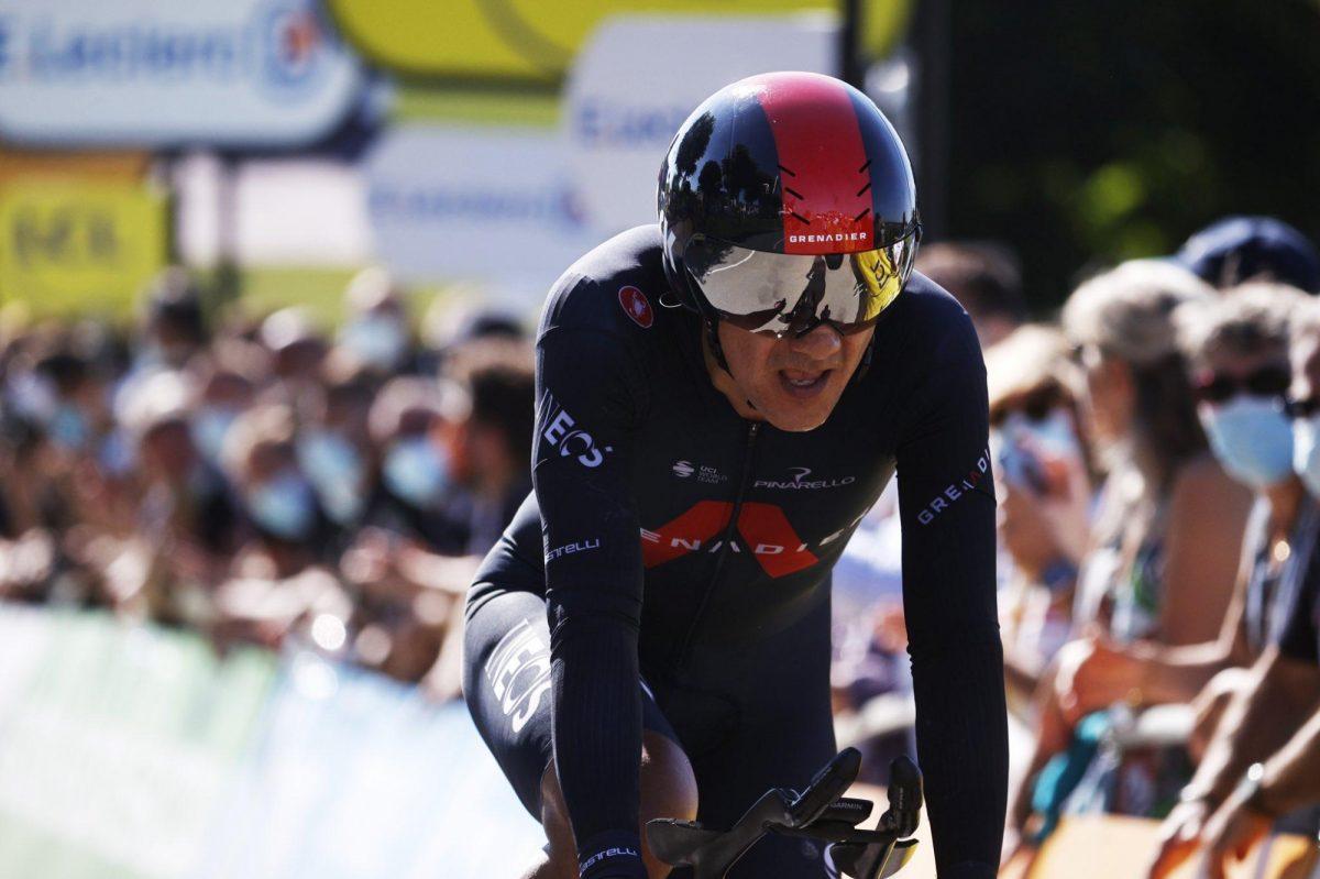Richard Carapaz a poco de hacer historia con podio en las tres Grandes Vueltas
