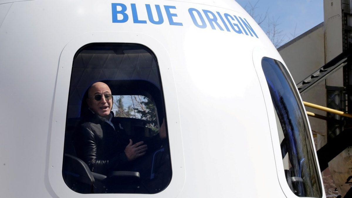 Así será el viaje al espacio del multimillonario Jeff Bezos