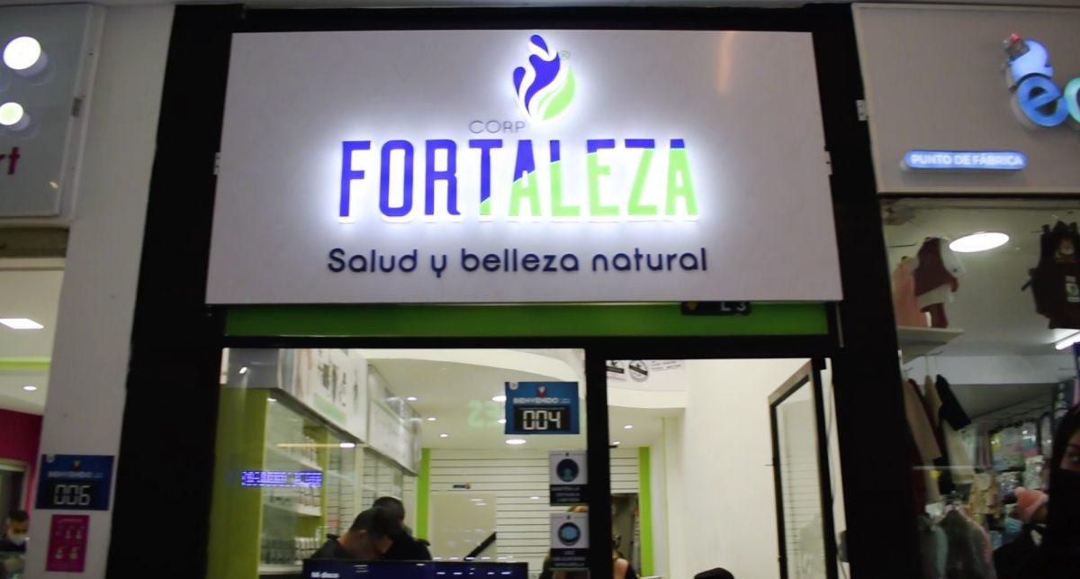 Fortaleza Corp. inauguró un nuevo local en Quito