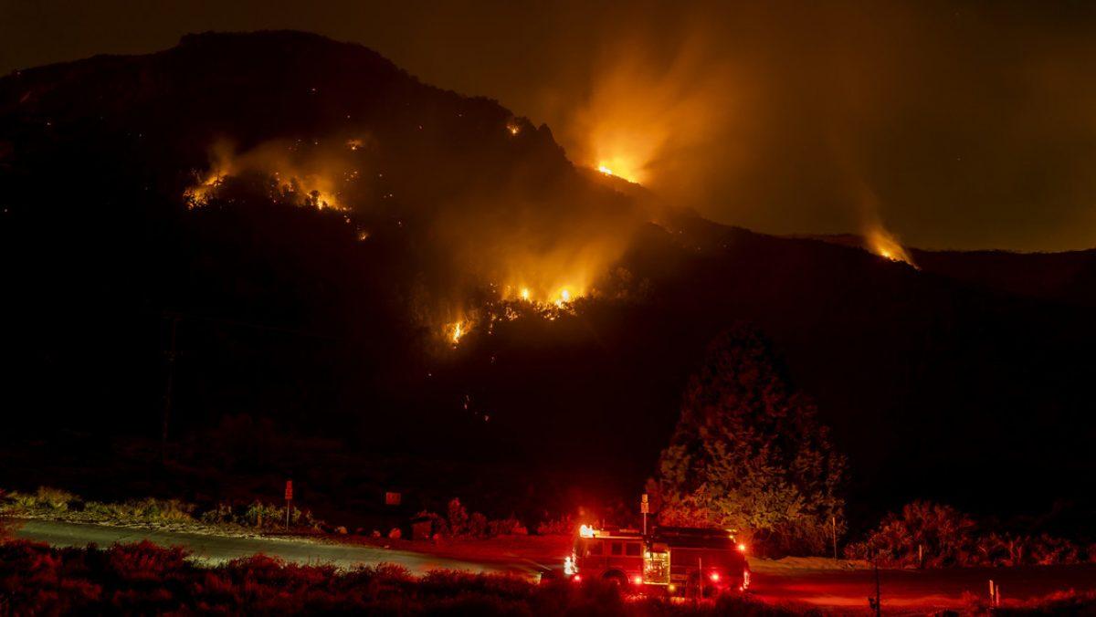 Podrían ir 20 años a la cárcel tras provocar un incendio forestal con su gender reveal