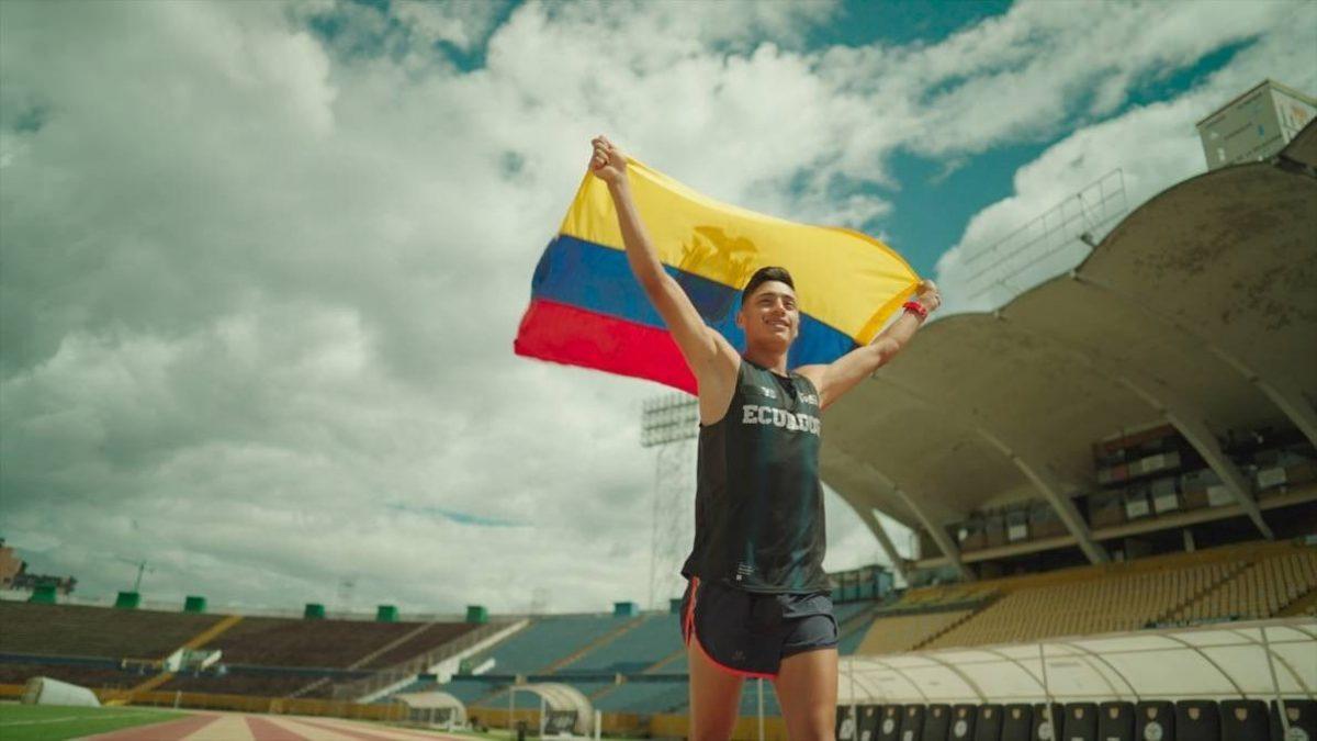 El ecuatoriano David Hurtado dio positivo para Covid-19 al llegar a Tokio