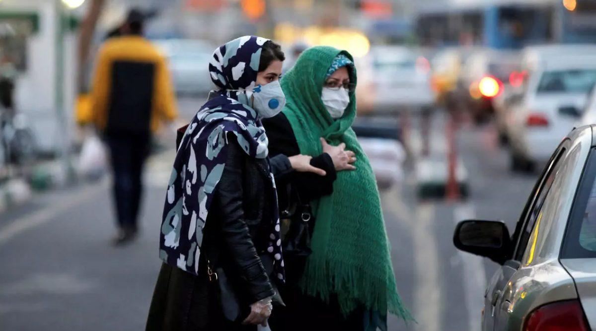 Irán registra récord diario de contagios por covid-19 por segundo día consecutivo