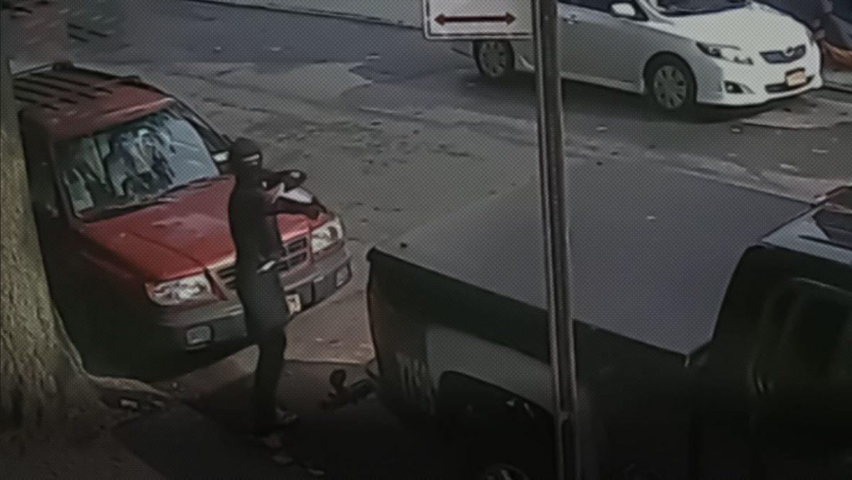 Un hombre enmascarado inicia balacera en Nueva York