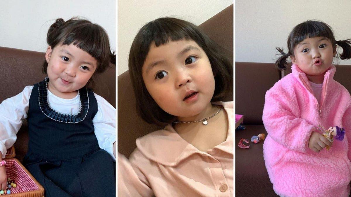 ¿Quién es la niña asiática de los stickers de WhatsApp?