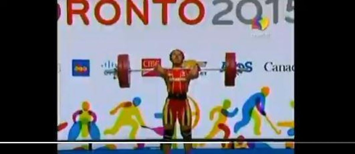 Neisi Dajomes se desmaya y convulsiona tras competencia internacional
