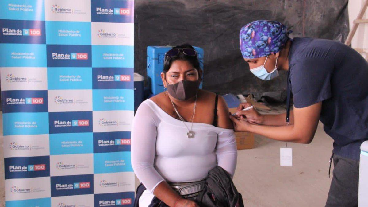 Centros de vacunación no atenderán el 9 de agosto
