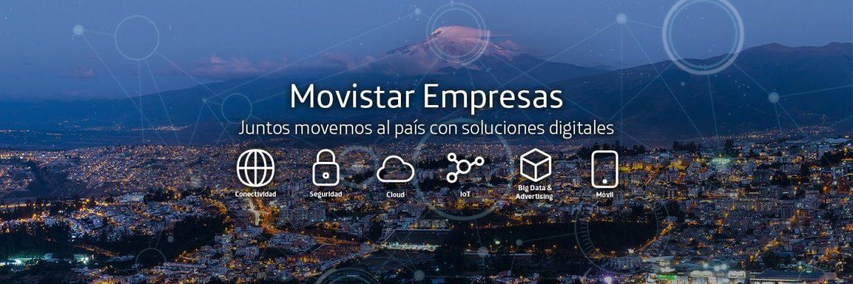 Movistar Empresas consolida sus servicios a corporaciones, empresas y emprendedores ecuatorianos