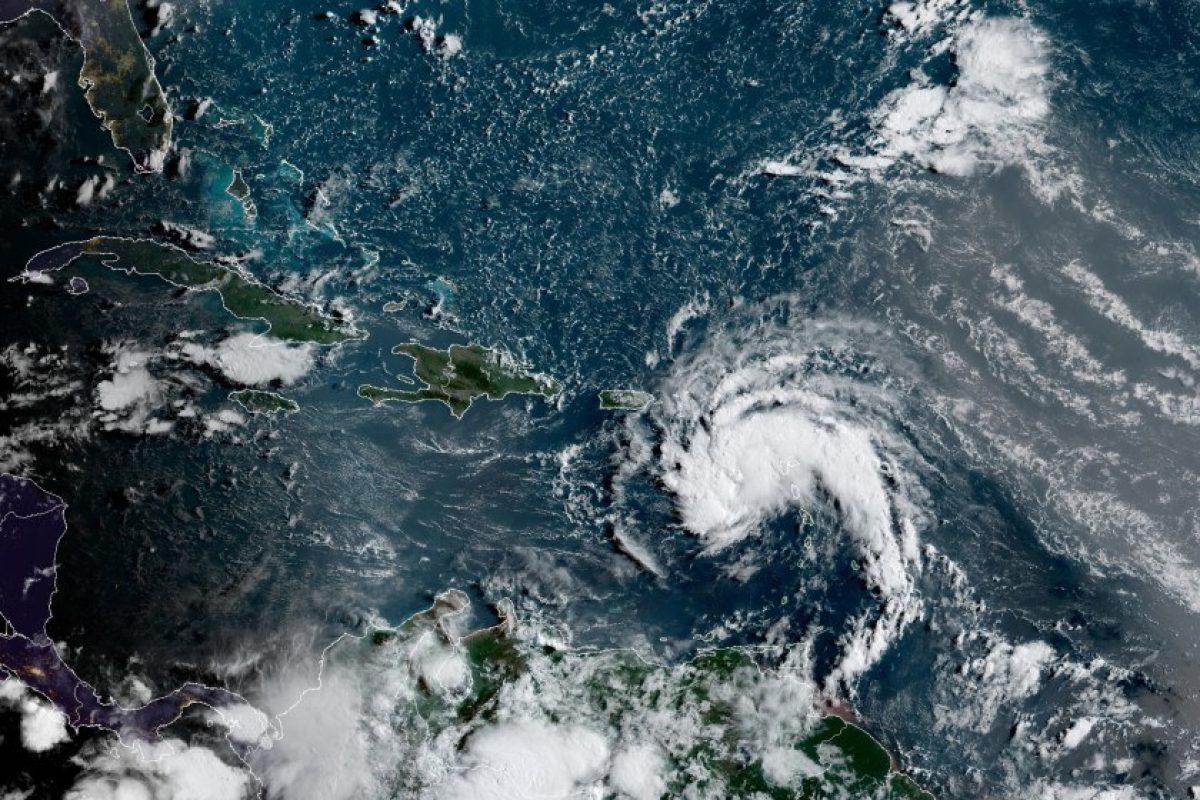Tormenta tropical Fred: lo que sabemos de su trayectoria en el Caribe
