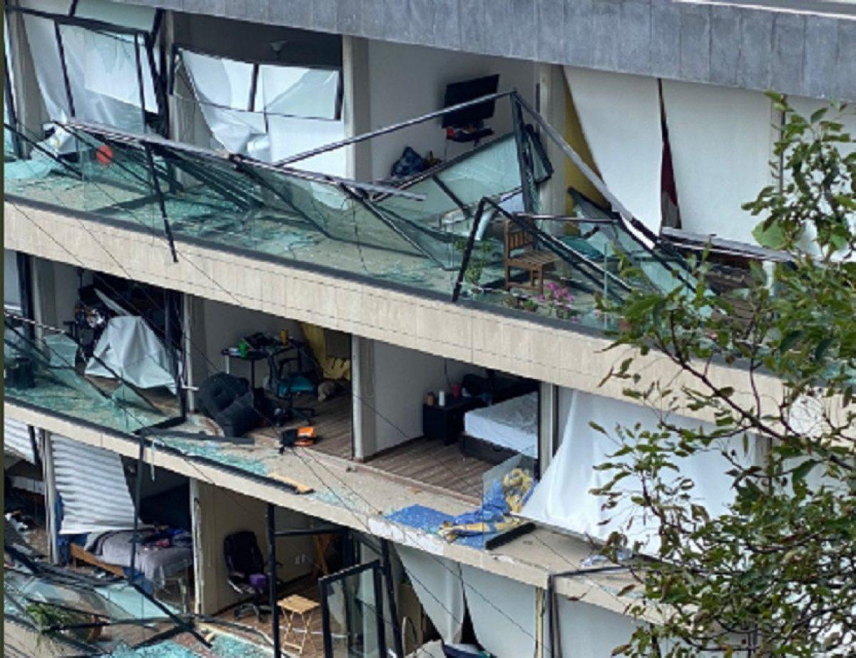 Fuerte explosión por acumulación de gas deja 22 heridos en México