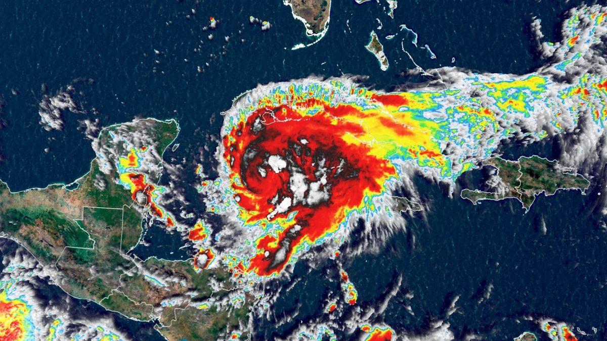 Grace se debilita a tormenta tropical, pero se espera que se fortalezca en el Golfo