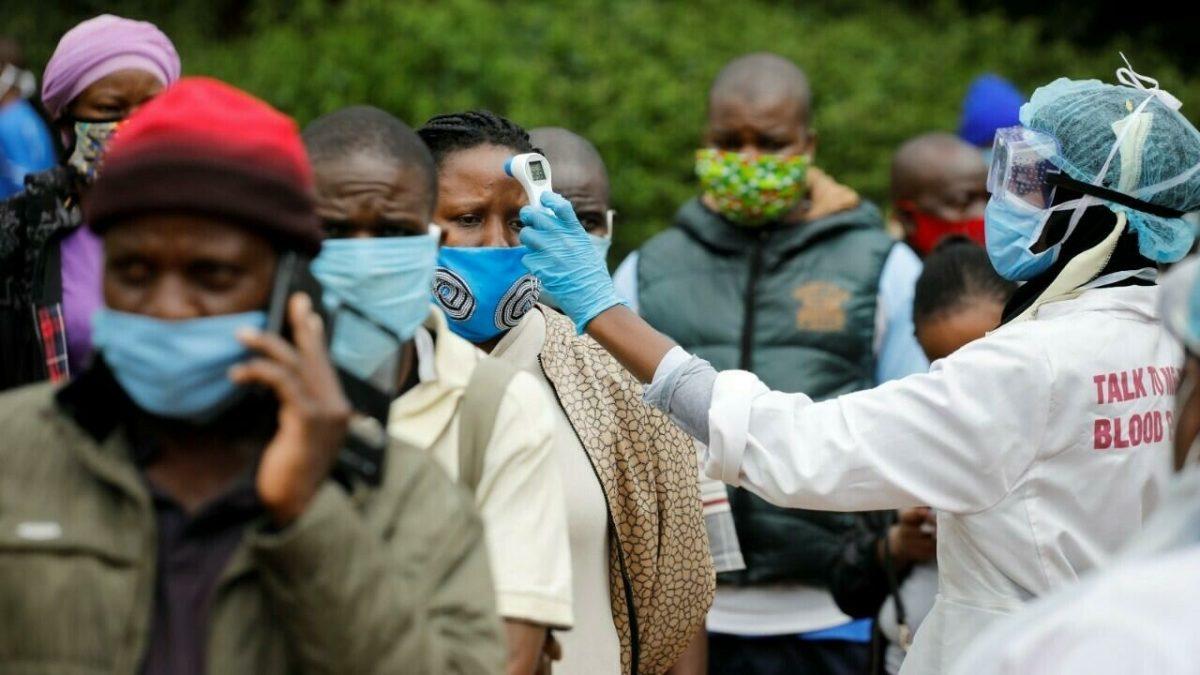 Más de 200.000 muertos en África por covid-19