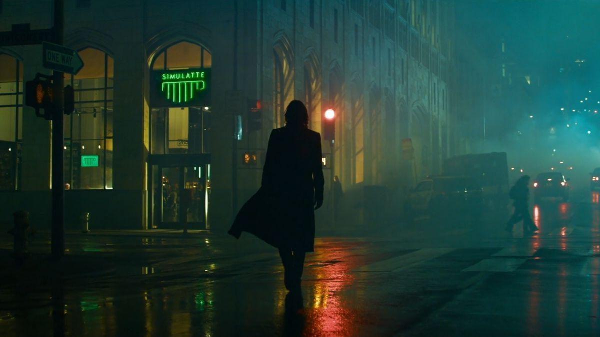 Publican un avance de la nueva película de 'Matrix' con 180.000 versiones