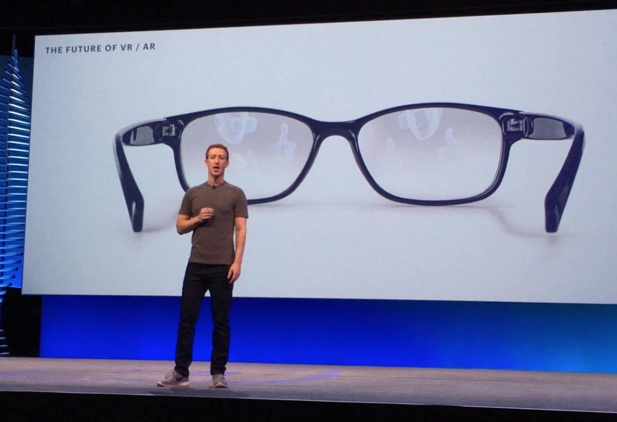 Facebook anunció su primera generación de gafas inteligentes
