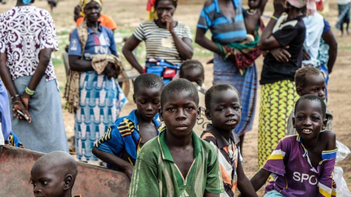 """Más de 370 niños fueron """"salvados de la trata"""" de humanos en Burkina Faso"""