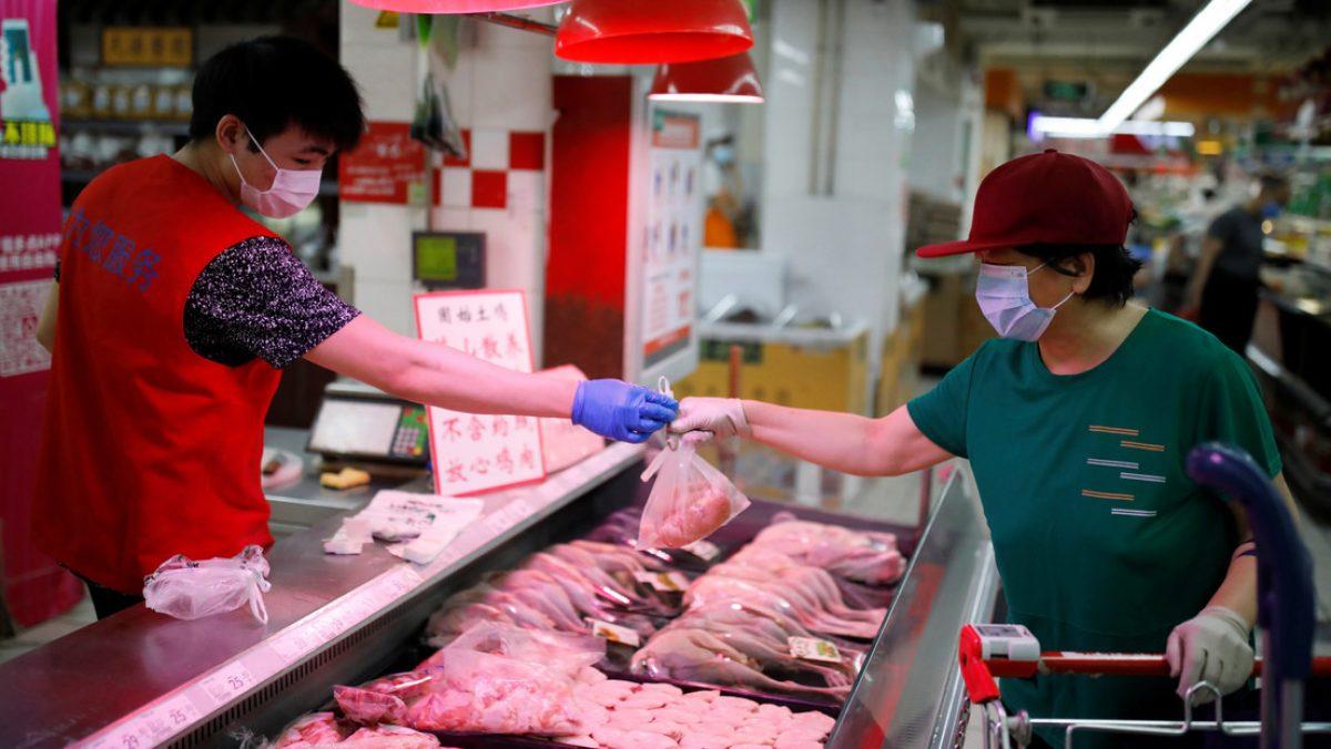 China encuentra coronavirus en carne congelada y sus empaques provenientes de Sudamérica