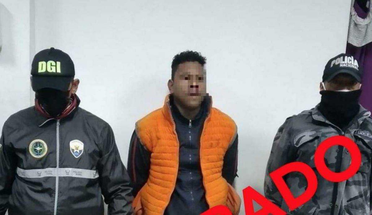 Policía Nacional confirmó al responsable de la violación a una agente en Cotopaxi