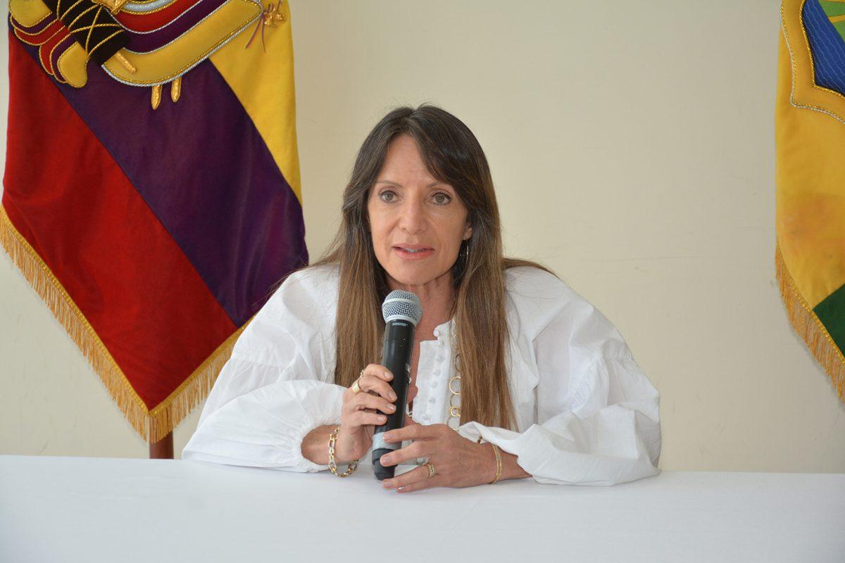 Caridad Vela presentó su renuncia al cargo de Secretaria de Comunicación de la Presidencia