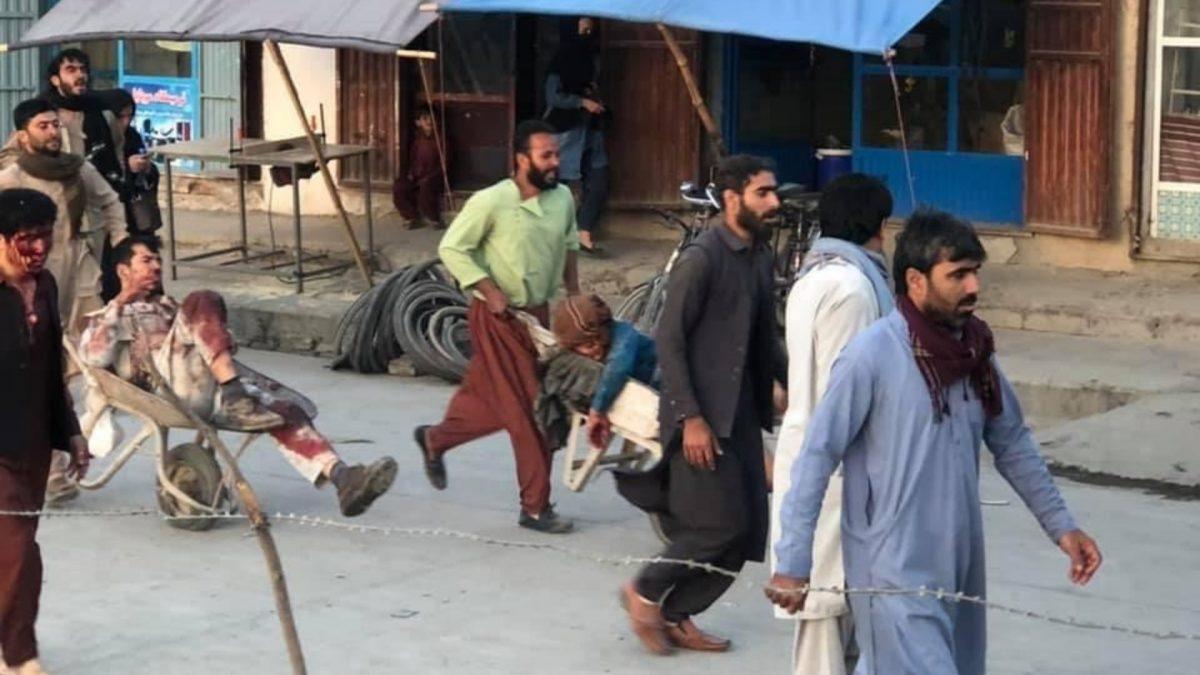 ÚLTIMA HORA: Se registra una explosión en el aeropuerto de Kabul