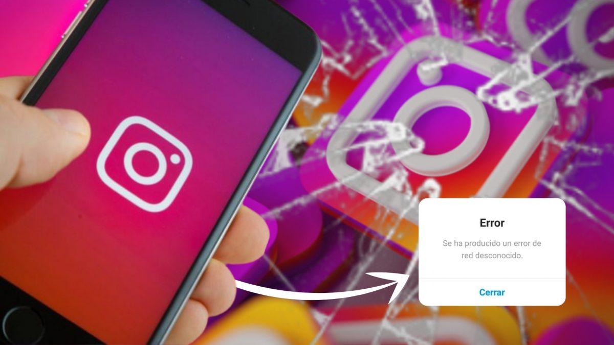 No es su internet: reportan caída y fallas en Instagram