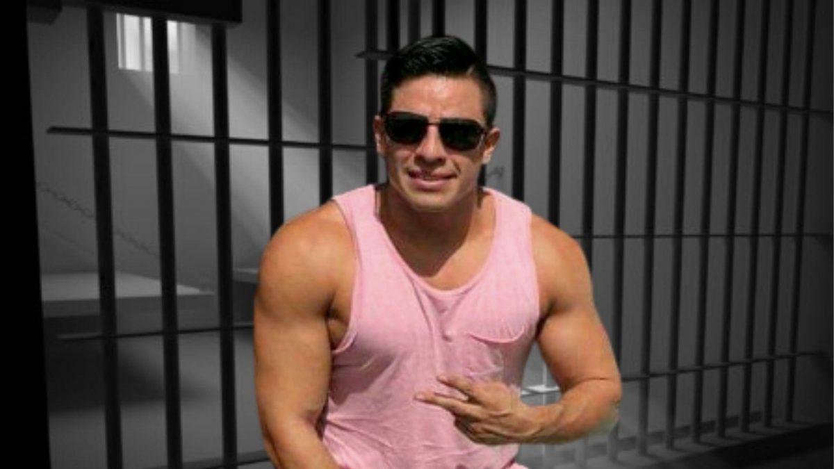 Daniel Salcedo recibe una tercera condena de tres años