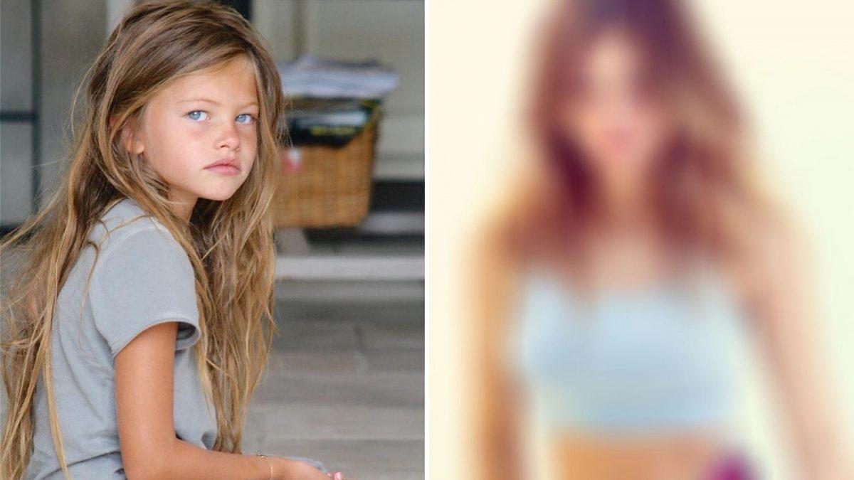 """Así luce la """"niña más bonita del mundo"""" a sus 19 años"""