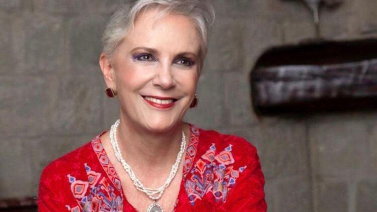 Descanse en paz Margarita Dávalos