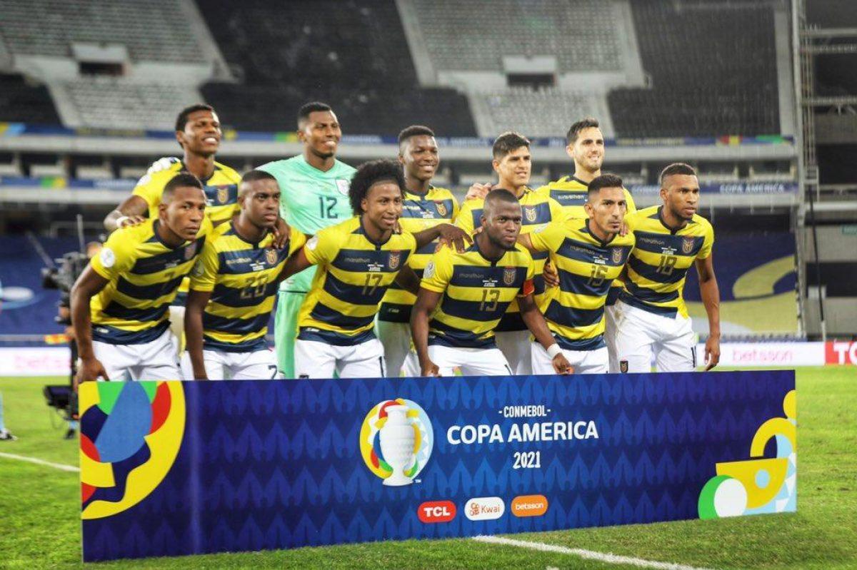 Ecuador empata ante Venezuela por Copa América
