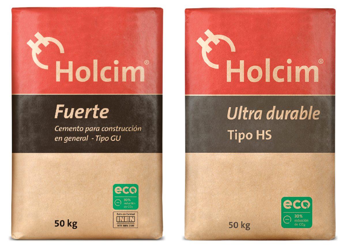 VIDEO   Holcim promueve el uso de soluciones sostenibles con su nueva presentación EcoLabel