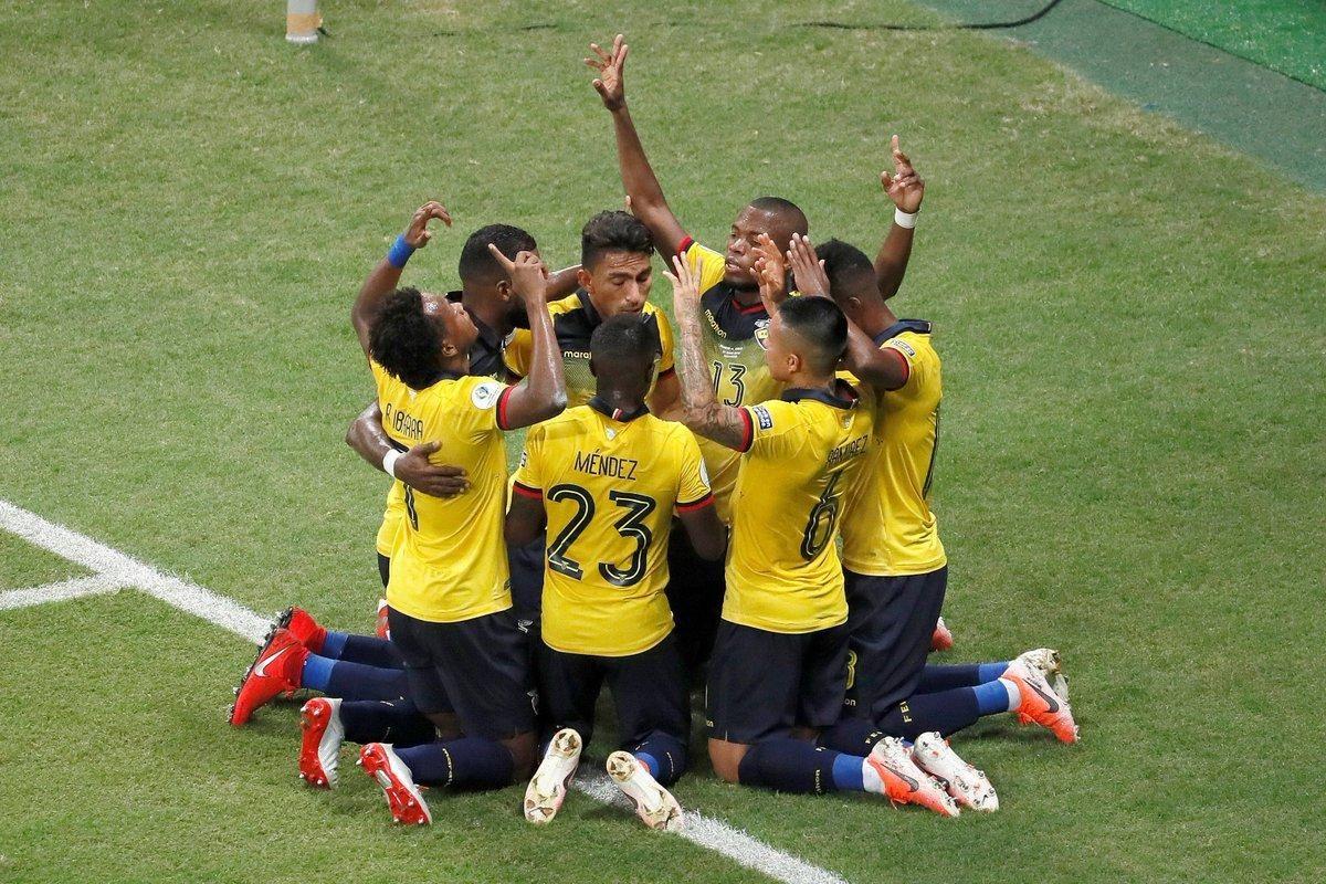 ¡CONFIRMADO! Esta es la alineación de Ecuador para enfrentar a Uruguay