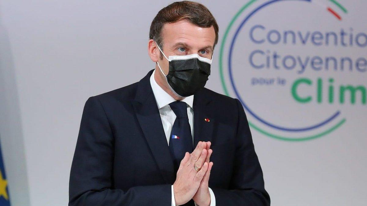El presidente francés se aísla en una residencia cerca de París tras dar positivo en Covid-19