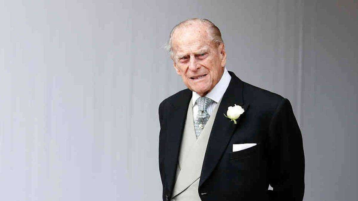 Revelan la causa oficial de la muerte del Principe Felipe de Edimburgo