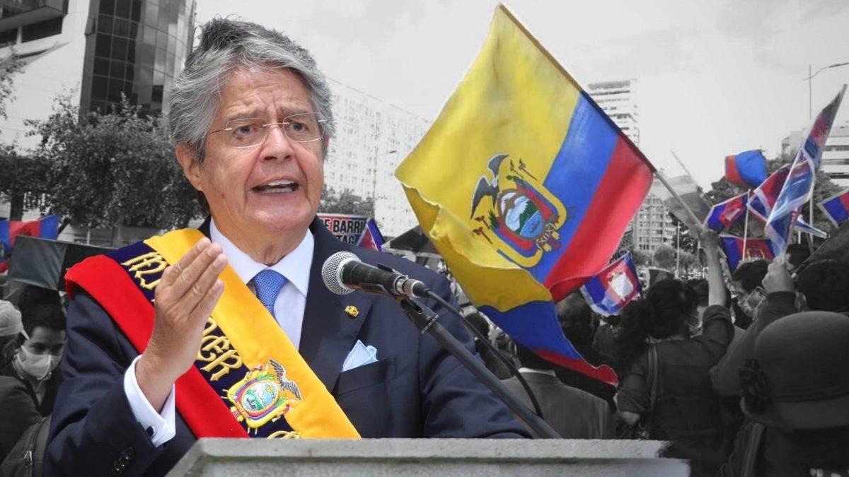 """Guillermo Lasso: """"Quito no merece lo que hoy sucede en el Municipio"""""""
