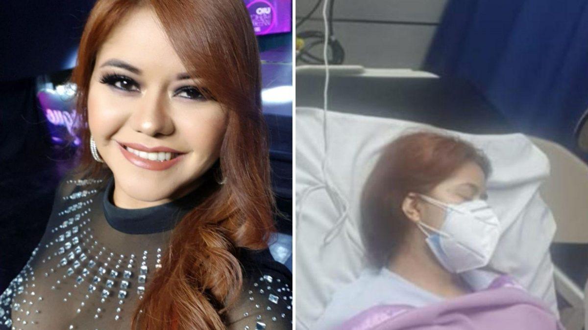 Katty Egas diagnosticada con coronavirus tras cinco días de haber tenido una cirugía