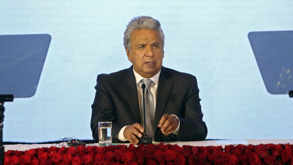 ¡ATENCIÓN! Lenín Moreno solicita la desafiliación de Alianza País