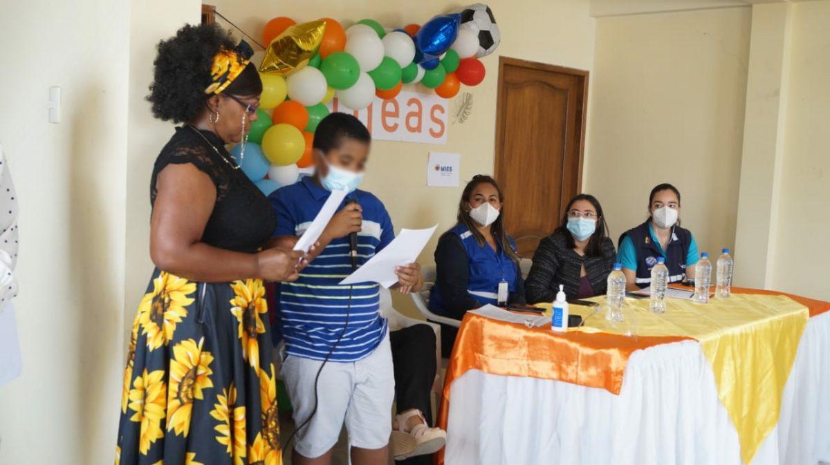 En Guayaquil y Durán atienden a 1.200 menores con acciones de prevención y erradicación del trabajo infantil